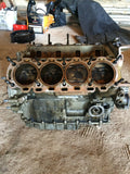 2007 M139 MASERATI 4.2 PETROL ENGINE BLOCK CRANKSHAFT PISTONS CONNECTING RODS OIL SUMP ETC.