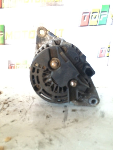2005 F1AE FIAT IVECO 2.3 JTD DIESEL ENGINE ALTERNATOR 0124325053 504009977