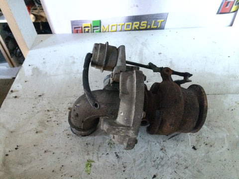 2001 611 MERCEDES-BENZ MB 2.2 CDI DIESEL ENGINE TURBO CHARGER A 611 096 13 99