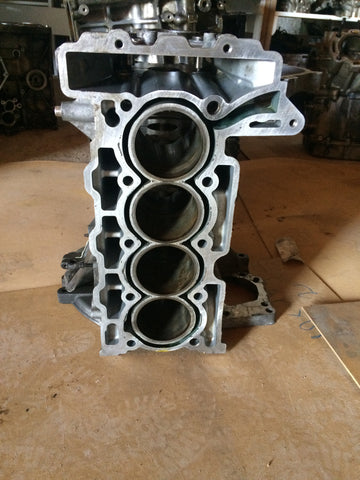 2012 N18 N18B16 MINI 1.6 PETROL TURBO ENGINE BLOCK