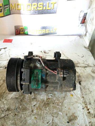 1996 AAA VR6 VOLKSWAGEN VW 2.8 PETROL ENGINE AC CONDITIONING PUMP 357820803B / 357 820 803 B