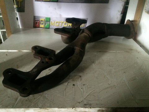 1999 LAND ROVER 4.0 V8 PETROL ENGINE EX EXHAUST MANIFOLD