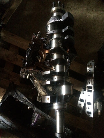 1999 LAND ROVER 4.0 V8 PETROL ENGINE CRANKSHAFT