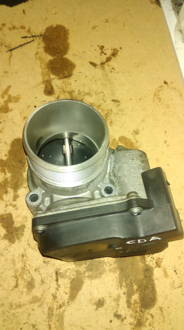 06F 133 062 J GENUINE OE AUDI VW SEAT SKODA 1.8 2.0 TT THROTTLE BODY 06F133062J ref P0106