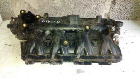 OPEL / VAUXHALL ASTRA CORSA MERIVA 1.3 CDTI ENGINE CODE A13DTC INLET INTAKE MANIFOLD ref A0175