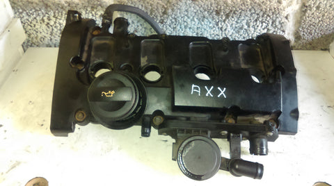 VW SKODA SEAT AUDI 2.0 TFSI ROCKER COVER FOR AXX 2.0 TFSI AND BREATHER VALVE ref 3682