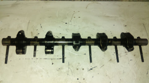 012611 LAND ROVER DEFENDER / DISCOVERY ENGINE CODE 10P Td5 2.5 TDI ROCKER SHAFT WITH ROCKERS