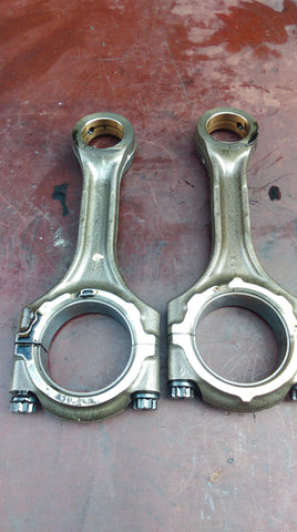 TOYOTA 2.2 D4D 2AD-FTV USED CRANKSHAFT CON-ROD CONNECTING ROD ref 0137