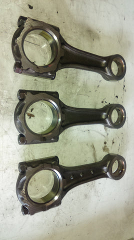 2012 OPEL ASTRA 1.7 CDTI DIESEL ENGINE A17DTR CONNECTING ROD CONROD CON RODS ref 3887