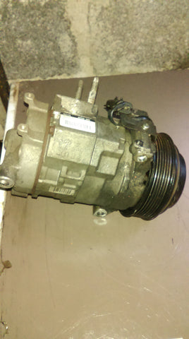 2007 CHRYSLER 300C AIR CONDITIONING PUMP COMPRESSOR AIR CON 447220-5602 10S17C ref G0192