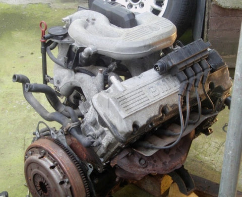 1996 BMW E36 1.6 M43 ENGINE for spares or repairs no warranty