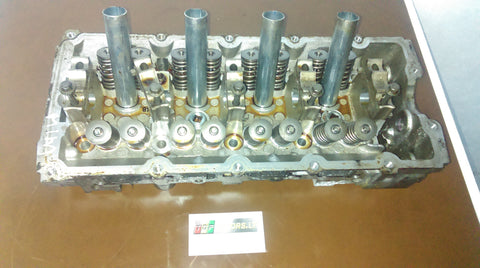 BMW MINI ONE CYLINDER HEAD WITH VALVES 1.6 16v PETROL W10B16A 04777751AB ref T0025