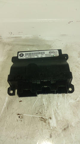Dodge Avenger Front Right Door Control Module ECU - 04602922AB ref A0314