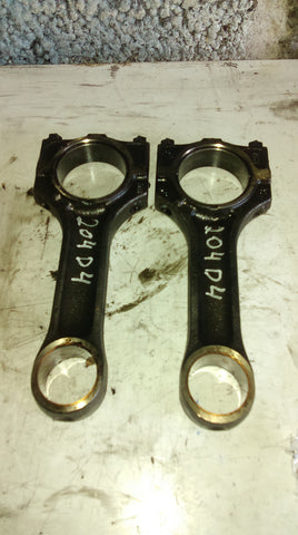 BMW 5 SERIES E60 2006 520D M47N2 204D4 CONNECTING ROD / RODS REF 3980