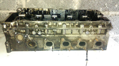 012619 GENUINE 1999 YEAR LAND ROVER DISCOVERY / DEFENDER 2.5 TDI ENGINE CODE 10P  CYLINDER HEAD HRC2879 HRC2880