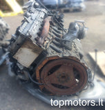 MERCEDES BENZ 3.2 CDI ENGINE FOR SPARES OR REPAIRS