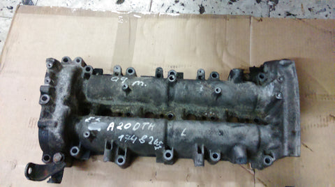 VAUXHALL / OPEL INSIGNIA YEAR 2009 ENGINE CODE A20DTH PAIR OF CAMSHAFTS AND CAMSHAFT CARRIER