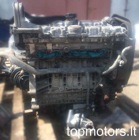 VOLVO 2.4 PETROL ENGINE FOR SPARES OR REPAIRS