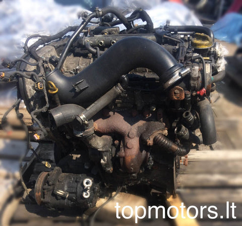 OPEL / VAUXHALL 1.9 CDTI ENGINE Z19DTH FOR SPARES OR REPAIRS