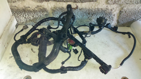 AUDI VOLKSWAGEN SKODA SEAT 2.0 TFSI ENGINE AXX WIRING HARNESS FOR SPARES OR REPAIRS