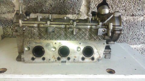 MERCEDES BENZ SLK350 2004-2011 CYLINDER HEAD AND ROCKER COVER 2720160105 N/S RIGHT ref 3445