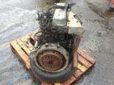 NISSAN PATROL 3.3 DIESEL ENGINE ED33 for parts or repairs