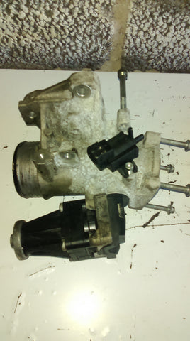 012846 YEAR 2013 VOLVO V70 2.4 D ENGINE CODE D5244T11 EGR VALVE UNIT 5.05906.03