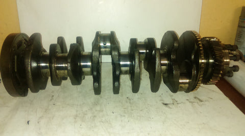 VW VOLKSWAGEN Transporter T5 2003 - 2009 2.5 TDI ENGINE Crankshaft ref 1482