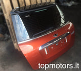 2011 MINI COOPER REAR DOOR / LID / TAILGATE / TAIL GATE