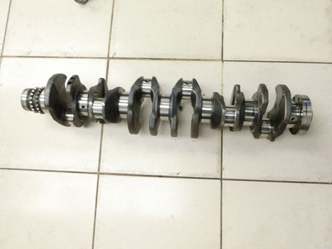 Crankshaft for BMW E60 530D 03-07 99TKM!! Part number 7792609 11.21-7792609 3.0 3,0 diesel engine