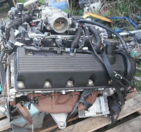 Bare engine without anciliaries for ford mustang petrol v8 Mg Zt 260