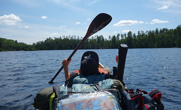Canoeing in Quetico Provincial Park