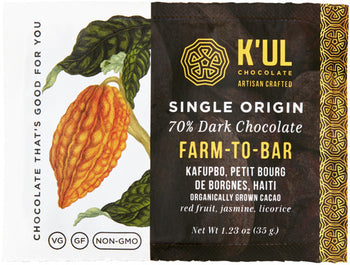 SINGLE ORIGIN, CO-OP KAFUPBO, HAITI</br>(Box of 12)