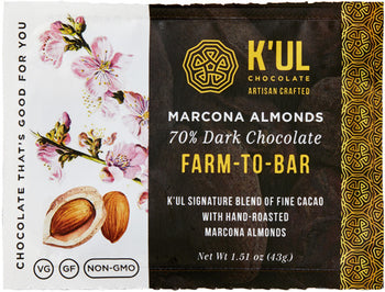 MARCONA ALMOND</br>(Box of 8)