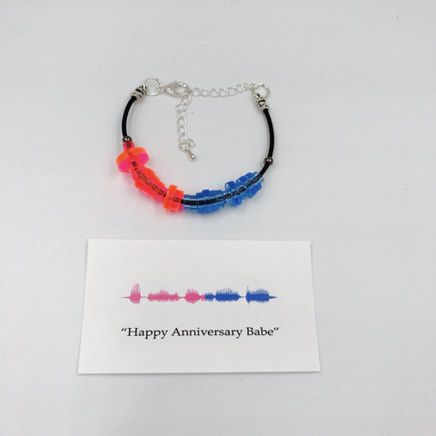 Two Color Bracelet