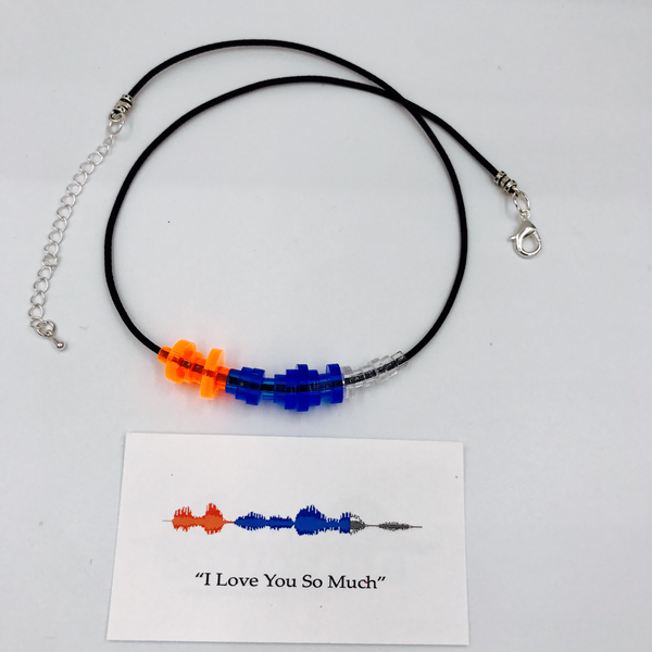Three Color Necklace