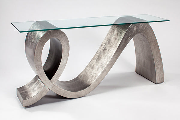 Ribbon Console Table