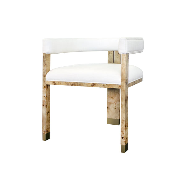 Jude BW Dining Chair