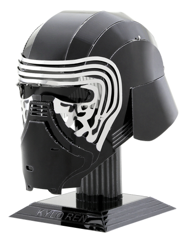 Metal Earth Kylo Ren Helmet