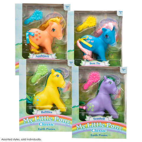 My Little Pony Classic Earth Ponies
