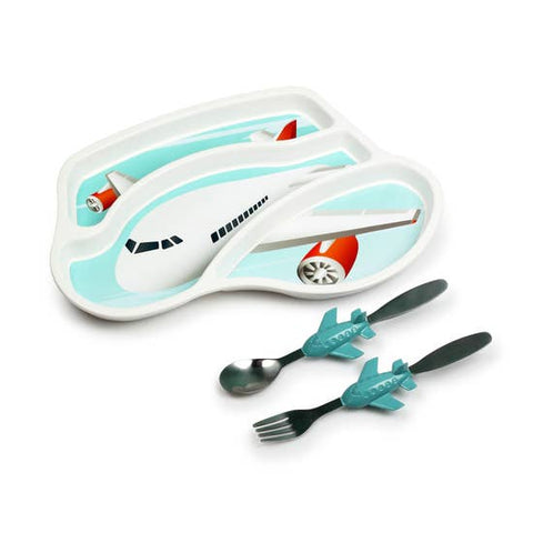 Me Time Meal Set-Airplane