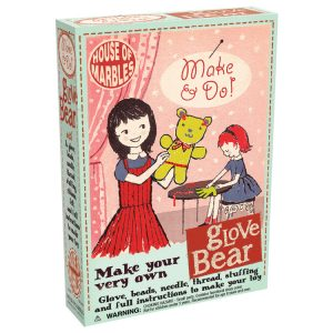 Make Your Own Glove Bear Pack