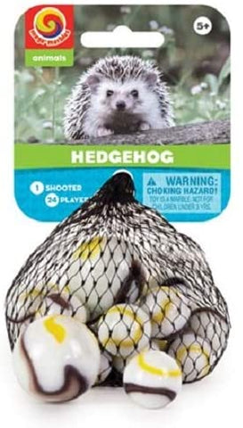 Marbles-Hedge Hog