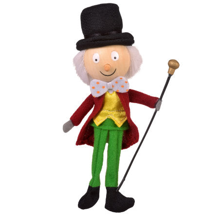 Willy Wonka Finger Puppet
