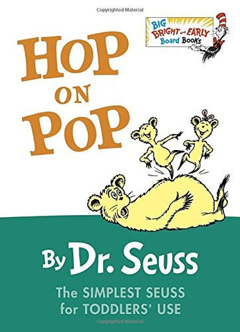 Dr. Seuss's Hop on Pop
