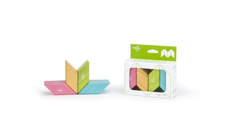 Tegu Parallelograms Four Pack