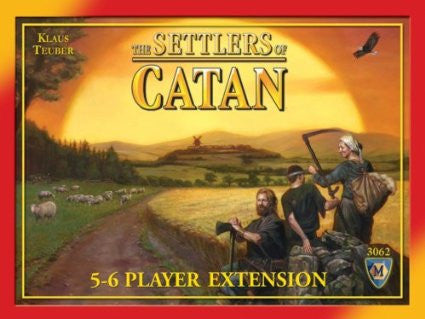 Catan 5-6 Player Expansion Pack