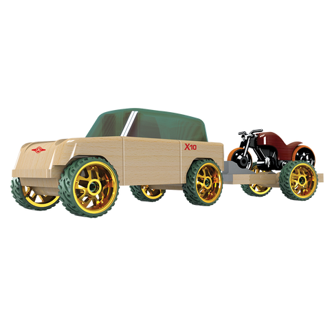 Automoblox Mini Timber Pack