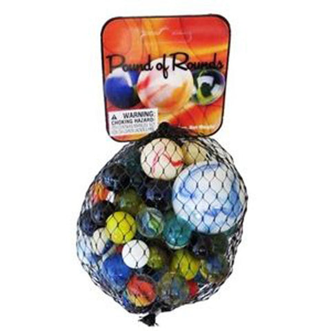 Marbles-Pound of Rounds