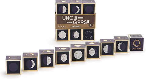 Uncle Goose Moon Phase blocks